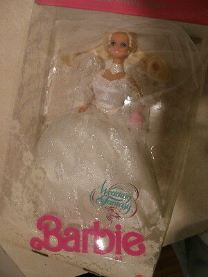 Wedding Fantasy Barbie Doll Mib - The Ultimate Wedding Dream!