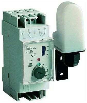 Sesam EDS 35 Dimmer Switch with Separate Light Catcher EB - 2 -10.000 LUX 2 TE