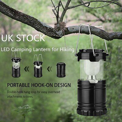 Outdoor Ultra Bright LED Outdoor Camping Tent Light Lantern Hiking Fishing Lamp