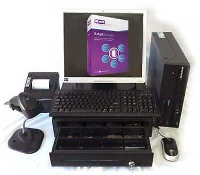 Point of Sale System with all Hardware MYOB Retail Manager V12.5