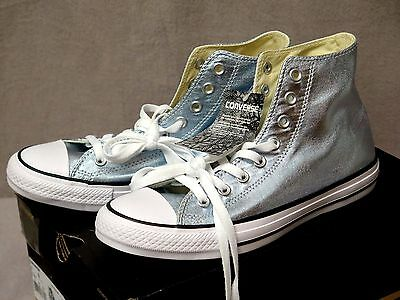 2977f804de3f Converse Chuck Taylor All Star Metallic High-Top Sneakers Assorted Sizes  BNIB