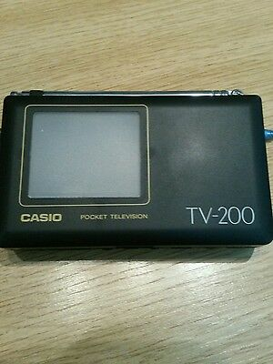 Pocket   Tv  Analogue   Only