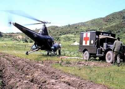 """Photo 7x5"""" SIKORSKY H-5A"""