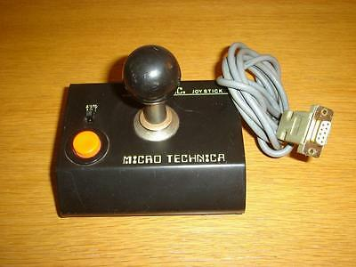 rare and hard to find 80s 9pin vintage ASC (greek) joystick