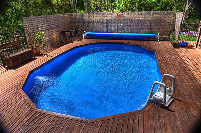 Quality Above Ground Pool Liner w/10 Year Warranty on the Seams - Multiple Sizes