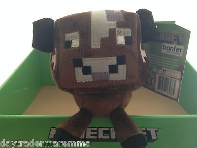 **10 DAY Special**MINECRAFT - 7' Plush toy, Baby Cow #Item 16525