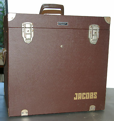 JACOBS Musterkoffer, Vertreterkoffer