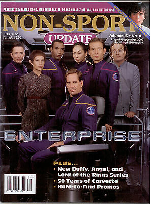 Enterprise Non-Sport Update August-September 2007 Magazine