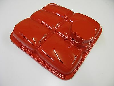 Ford Focus Headertank Cover And Cap Red Abs Plastic Mk2 Rs St