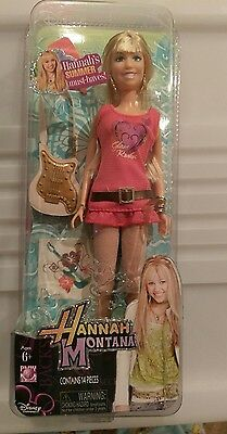Hannah Montana Doll Summer Miley Cyrus discount multiple purchase collectabe
