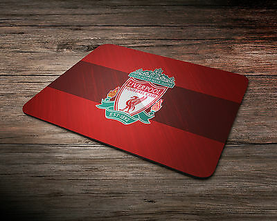 Gaming Mouse Mat - PC - Laptop - Liverpool Mouse Pad - Gift Idea