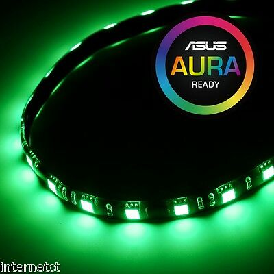 Bitfenix Alchemy 2.0 Magnetic Rgb Led 30Cm 15 Led Strip Certified By Asus Aura