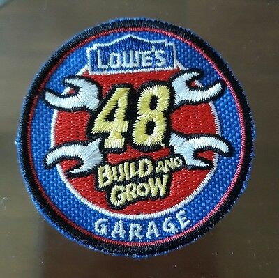 LOWE's Build and Grow Kids Clinic patch: GARAGE