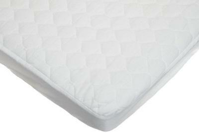 American Baby Company Quilted Fitted Waterproof Cradle Mattress Pad Cover