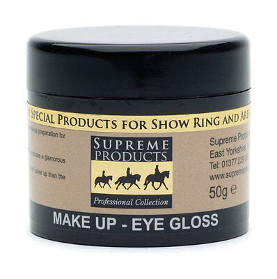 Supreme Products Black Eye Gloss 50g for Horse Eye and Legs PR-5885