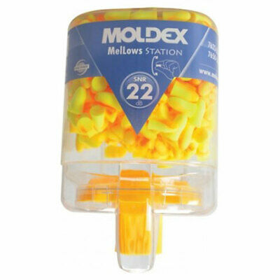 Moldex Disposable Foam Mellows Ear Plugs Station Refill Pack of 250