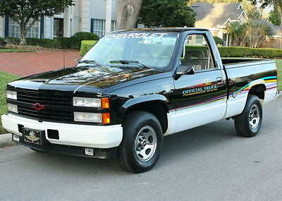 1993 Chevrolet C/K Pickup 1500 INDY PACE - 1 OF 1,534 - 1,257 MI LOW MILE INDY PACE SURVIVOR -1993 Chevrolet Silverado Indy Pace - 1,257 ORIG MI