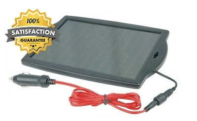 Visua Solar Powered Battery Charger. Ideal for Cars, Caravans and Boats 1.8...