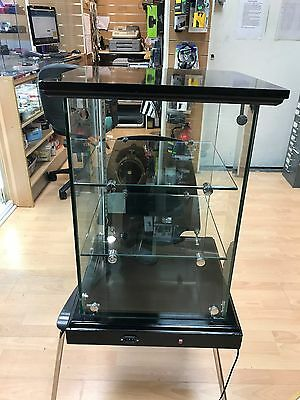 Quality Lockable Counter Top Countertop Retail Glass