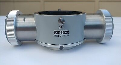 ZEISS OPMI Surgical Microscope, Beam Splitter 50