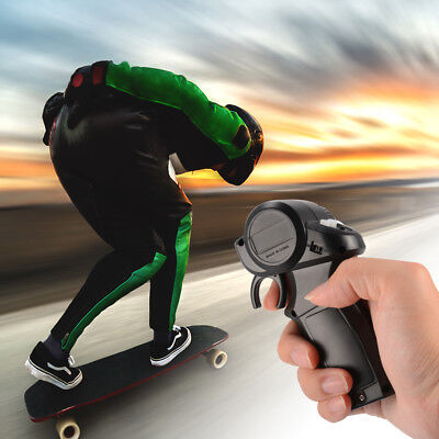 2.4GHz Transmitter Remote Controller + 4 Channel Receiver for Skateboard OS917