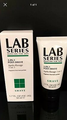Lab Series 3-in-1 post-shave 50ml