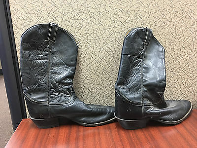 Tony Lama Boots - Genuine Leather, Size 13. Good condition - Ships immediately