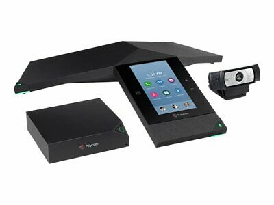 Polycom - 7200-25500-019 - RealPresence Trio 8800 Collaboration Kit - Voice-Over