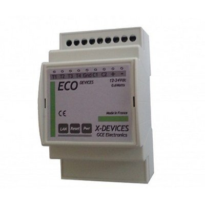 consommmation Monitoring IP Module eco-devices – June Electronics