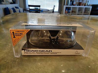 Head Pro Elite Racquetball Safety Eye Goggles Protective Gear #288811 Monchik