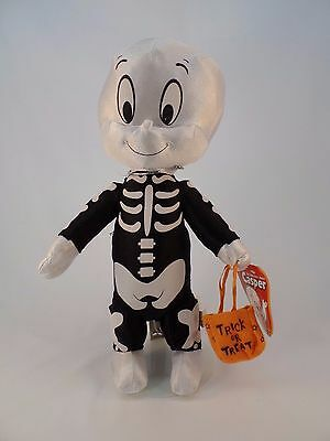 "15"" Soft Body Casper The Friendly Ghost -2009 Kelly Toy/Harvey Entertainment"