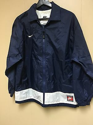 Vintage 90s Nike Windbreaker Jacket Size XL Flight Supreme 90s Rare!!Swoosh