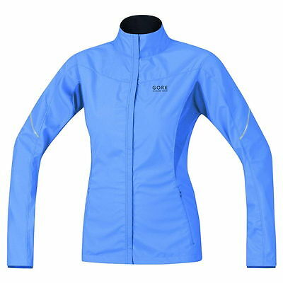 Chaqueta Gore Essential AS Part Azul Mujer