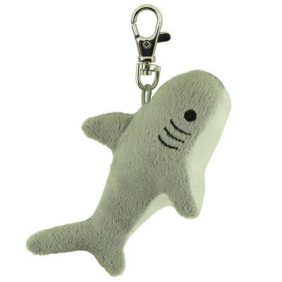 Aurora World Plush - Sea Life Clip-On - SHARK (6 inch) - New Stuffed Animal Toy