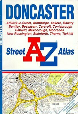 A. to Z. Doncaster Street Atlas (Map) by Geographers' A-Z Map Company Paperback