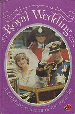 Royal Wedding: Charles and Diana (Special Publicatio... by Daly, Audrey Hardback