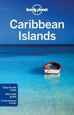 Lonely Planet Caribbean Islands: Multi Country Guide (Tra... by Zimmerman, Karla