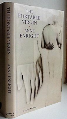 The Portable Virgin, Enright, Anne Hardback Book The Cheap Fast Free Post