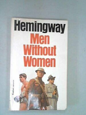Men without Women by Hemingway, Ernest Paperback Book The Cheap Fast Free Post