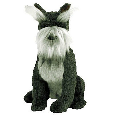 TY Classic Plush - MAX the Dog (12.5 inch) - MWMTs Stuffed Animal Toy