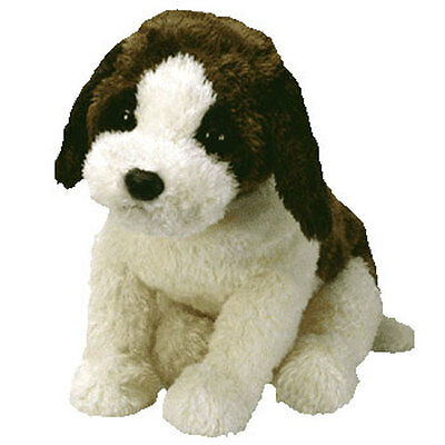 TY Classic Plush - RESCUE the Dog - MWMTs Stuffed Animal Toy