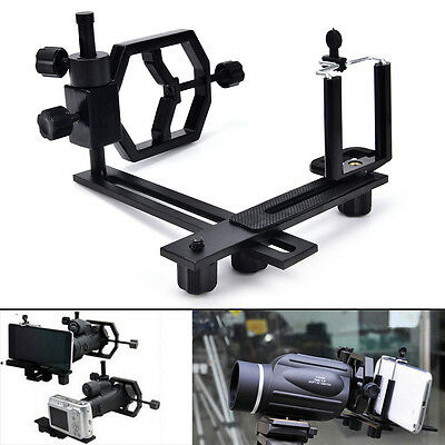 Tripod head holder support mount adapter camera phone attach spotting scope MDA