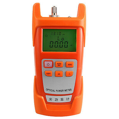 High Quality Optical Power Fiber Meter -70~+10 dBm Optical Fiber Power Meter NBN