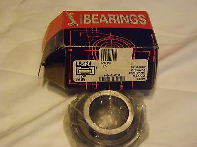 "Browing Mounted Bearing 1 1/2"" Set Screws (Bx-9)"