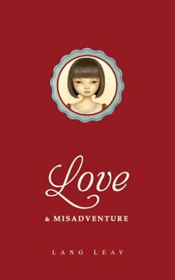 Love & Misadventure (Lang Leav) by Leav, Lang Book The Cheap Fast Free Post