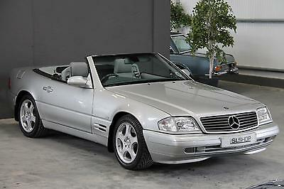 Mercedes-Benz SL280 2.8 | 2 Prev Owners | Full History