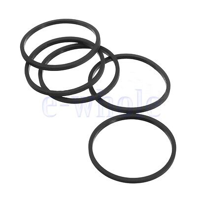 5 Replacement DVD Drives Tay Motor Rubber Belt Ring Part For Xbox 360 / Slim TW