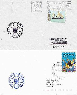 Bahamas Cruise Ship Ms Royal Odyssey 2 Ships Cached Covers