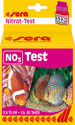 Sera Nitrat NO3 - Test