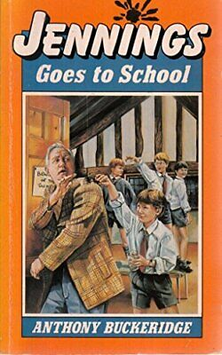 Jennings Goes To School by Buckeridge, Anthony Paperback Book The Cheap Fast